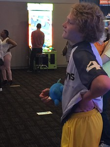 2016 Dave & Busters Outing w/ TJ