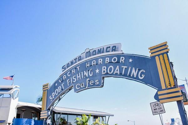 Santa Monica Peir