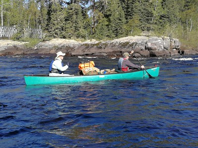 Alumni Pipestone/Winisk River Canoe Expedition