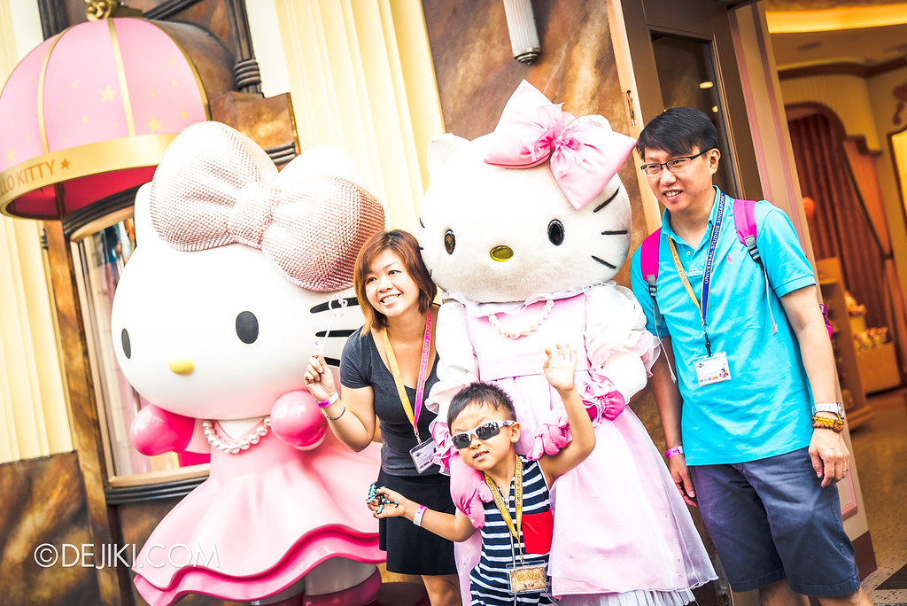 Universal Studios Singapore Annual and Season Pass Guide - Hello Kitty Event for Passholders