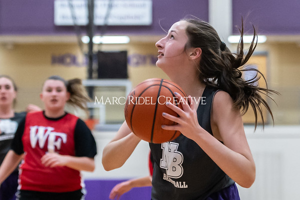 Broughton girls basketball vs Wake Forest. November 14, 2019. D4S_9624