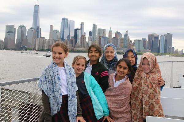 Ellis Island Field Trip