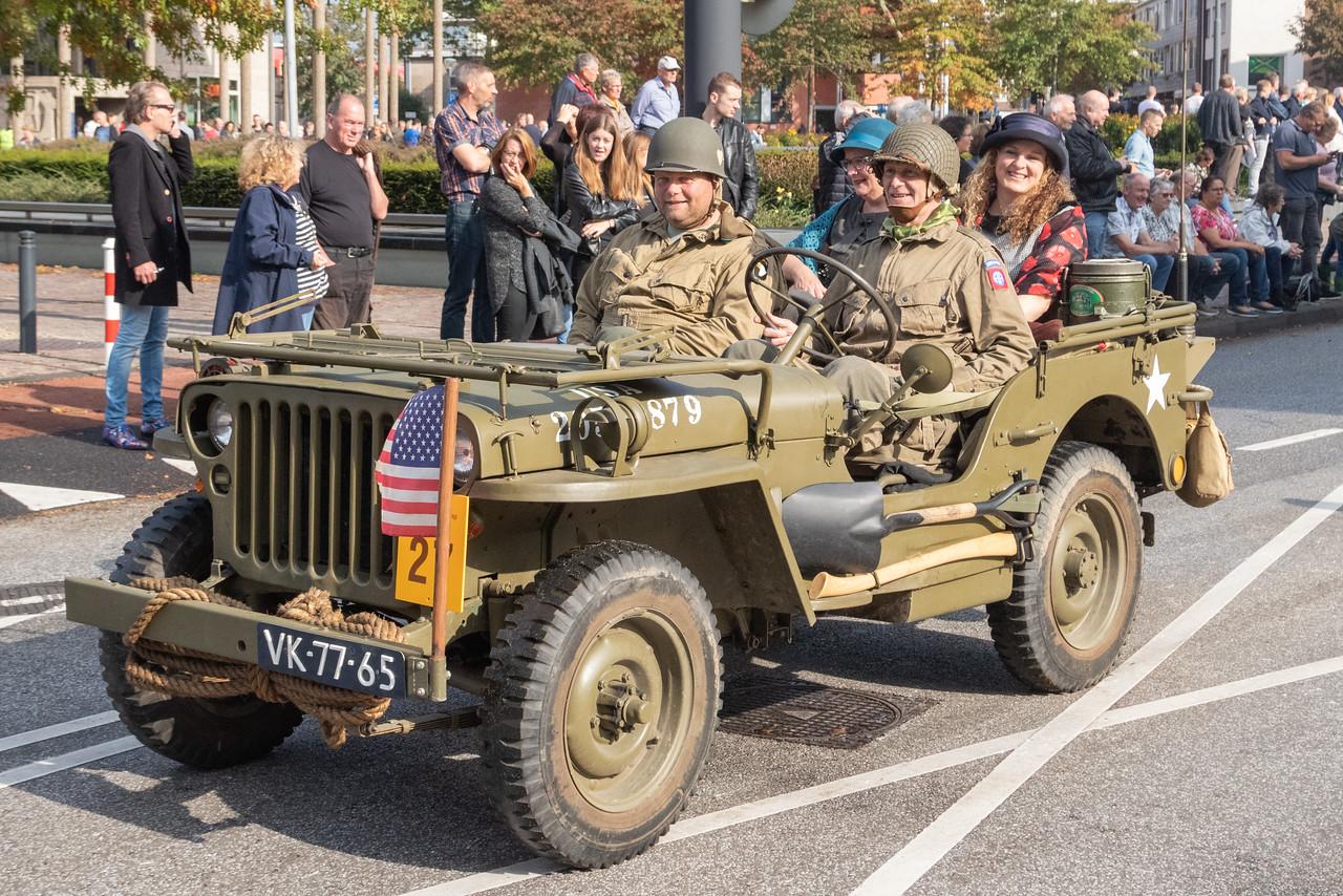 Militaire voertuigen