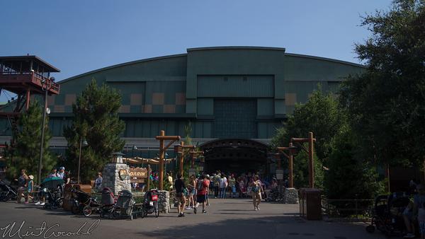 Disneyland Resort, Disney California Adventure, Soarin, Soarin', Around, World