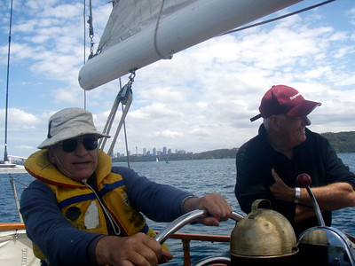 Sailing - anywhere