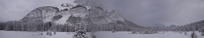 Panoramic Rockies