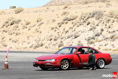 Anyone Can Learn To Drift