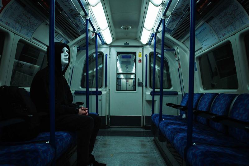 The Masked Explorer