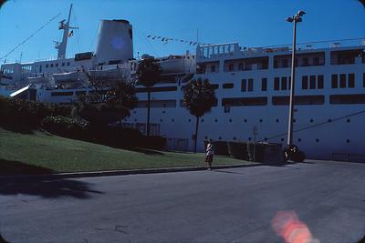Mermoz Cruise--1980