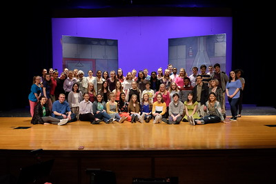 2018-2019 Musical - Freaky Friday