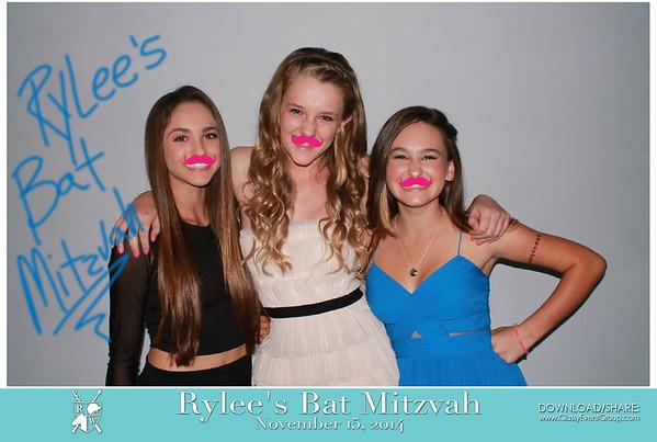 2014-11-15 Rylee's Bat Mitzvah