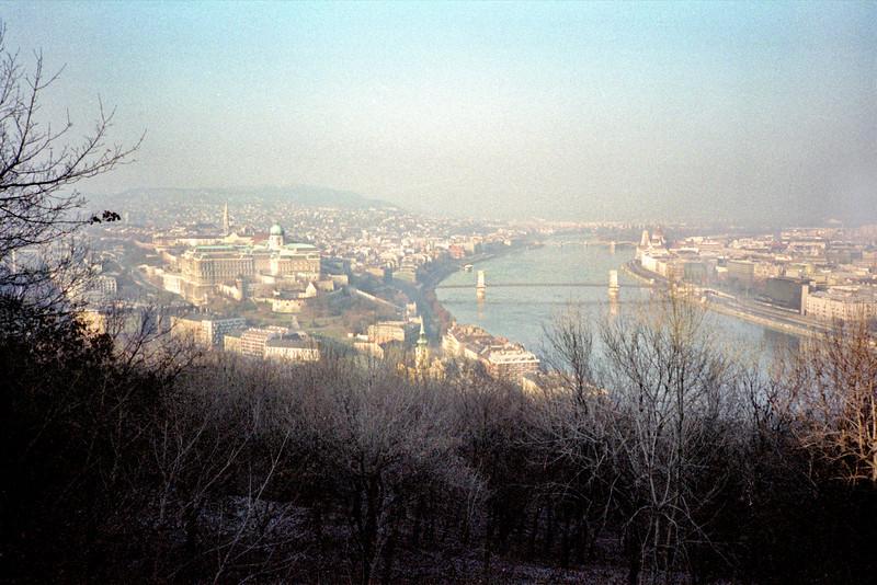 Boedapest december 1990