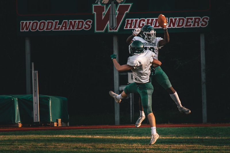 TWHS Football Practice 9/12