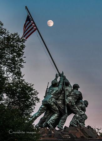 Memorials of Washington DC