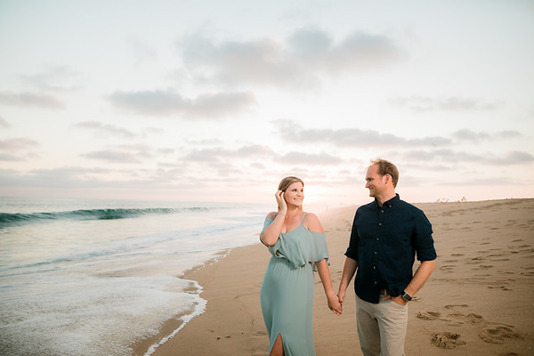 Heather and Ian | Balboa Island | Newport Beach Engagement