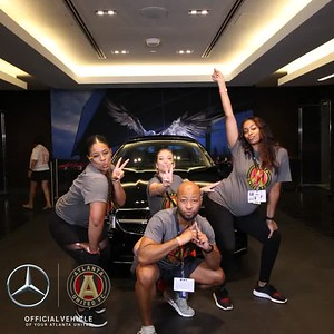 Mercedes-Benz x Atlanta United 6/29 - Atlanta, GA