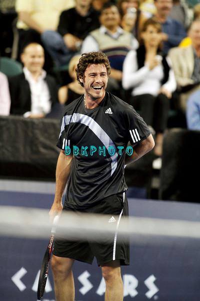 DBKphoto / Caesars Classic Tennis 04/10/2010  RODDICK vs SAFIN