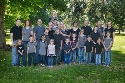 Bonnie Family & BBQ Aug 13, 2011