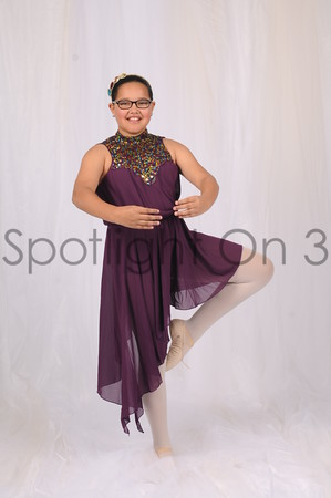 Monday at IPR - Ballet III, Ms. Emily