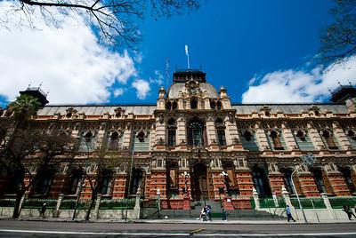 Buenos Aires Palacio de las Aguas