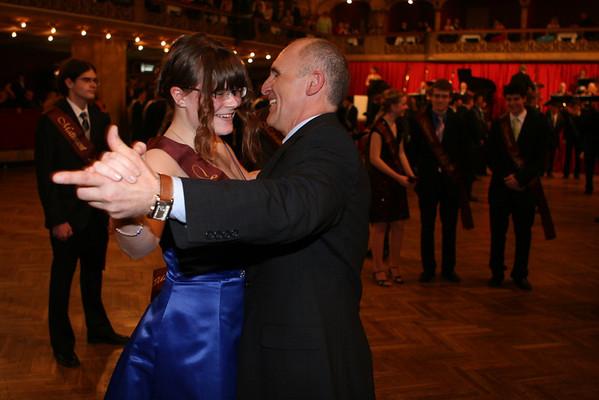 Maturitní ples SPŠE V Úžlabině