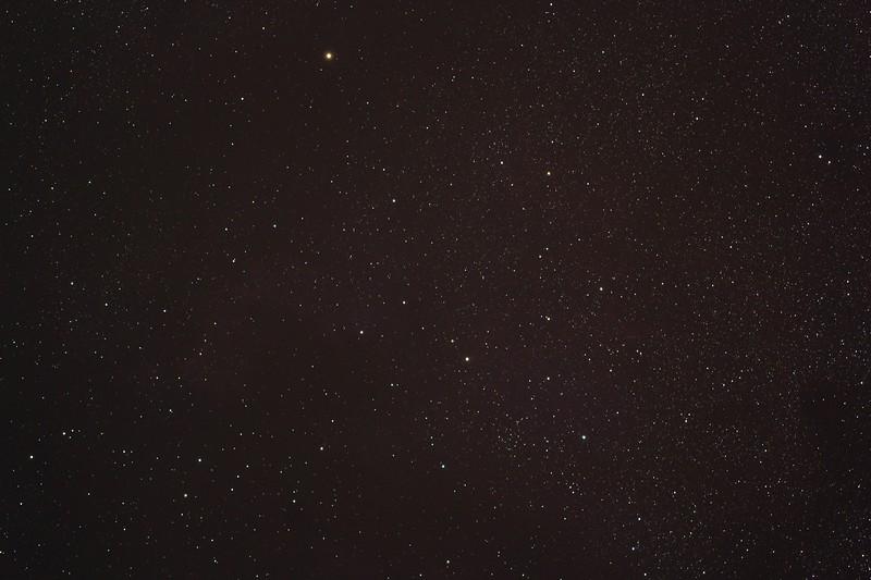 The stars around the North America Nebula