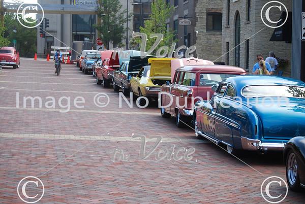 Block Party Car Show in Batavia, Ill 9-1-13