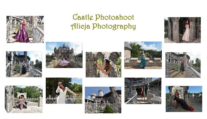 Castle Style Photo Shoot