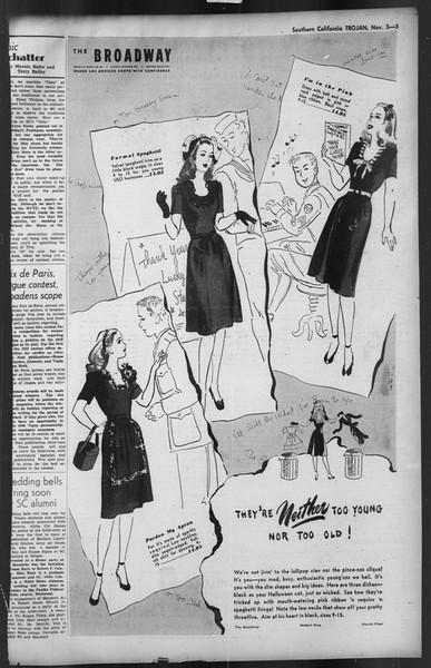 The Trojan, Vol. 35, No. 46, November 05, 1943