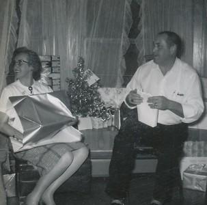 1962 Peg & Gary Niece 25th Anniversary