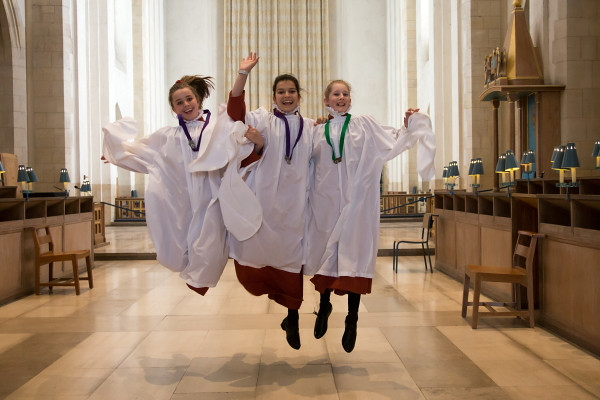 Guildford Cathedral Choir Members