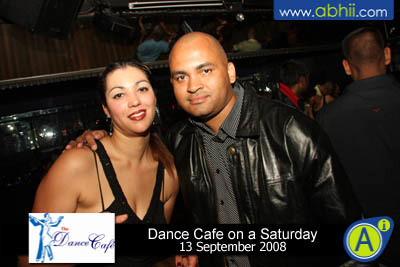 Dance Cafe - 13th September 2008