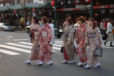 Kyoto, Hakone, Nara - Japan