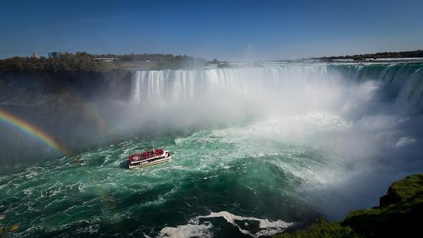 Road Trip to Niagara Falls 2016