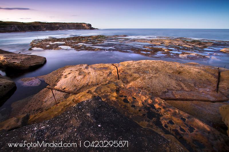 Little Bay Beach, NSW, Australia