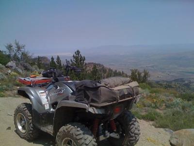 Chilcoot to Crystal Peak Ride