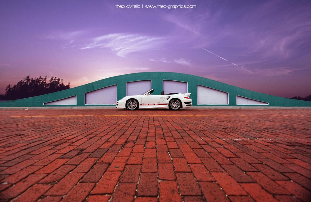 IMAGE: http://civitello.smugmug.com/Cars/TechArt/i-d8sWLSN/0/XL/Wide-Angle-Bridge-Porsche-XL.jpg