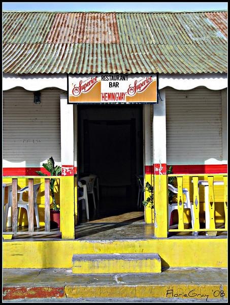 Where's Papa?  Isla Mujeres, Mexico
