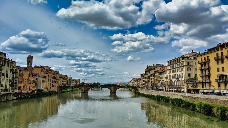 Day 8: Florence by foot