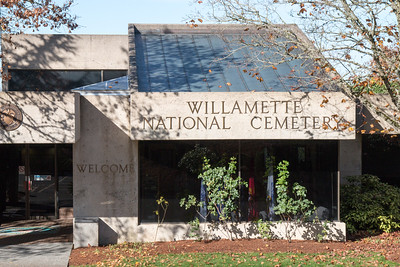 AA Willamette National Cemetery