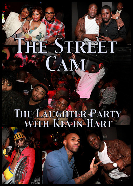 The Street Cam: The Laughter Party with Kevin Hart