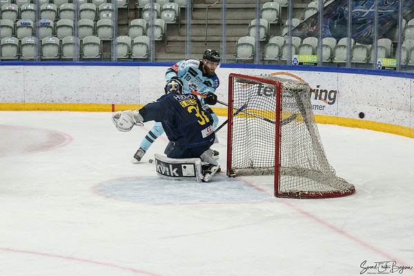 SønderjyskE vs Herning Blue Fox. 12.03.2021
