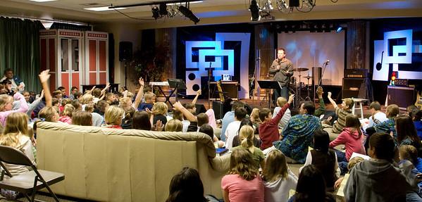 Worship Weekend - November 2, 2008