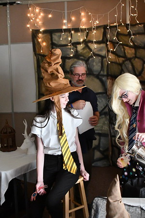 Girls Group Harry Potter Party 2018