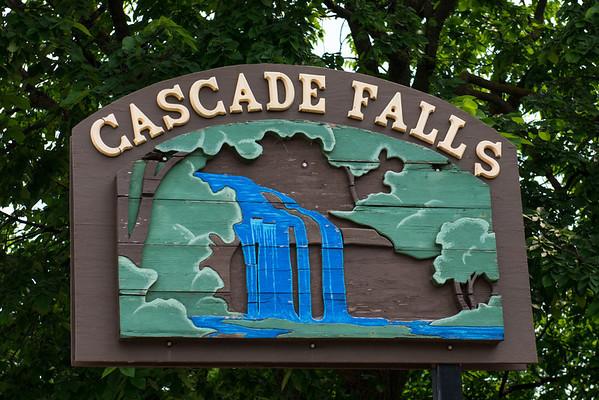 Cascade Falls WI