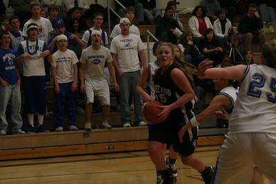 Girls Basketball @ Regional