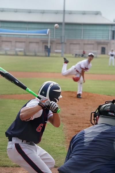 JV Baseball vs. Pudong
