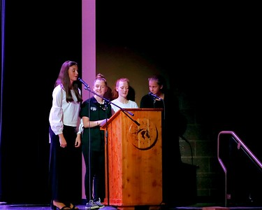 Sisters Midd;le School Choir & Band Concert W/ SHS Jazz Choir  & Concert Band 11-14-2017
