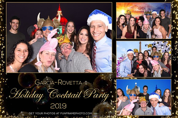 Garcia-Rovetta's Holiday Party