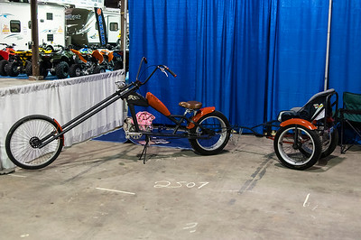 Timonium Motorcycle Show 2014